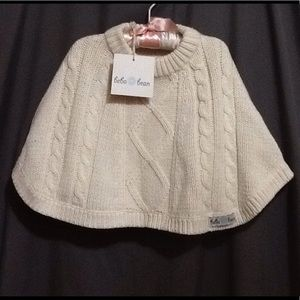 Beba Bean Shirts & Tops - BEBA BABY Toddler Poncho